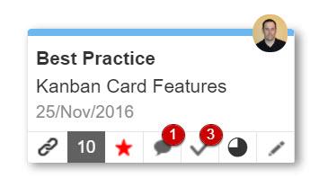 Online Kanban Board Cards