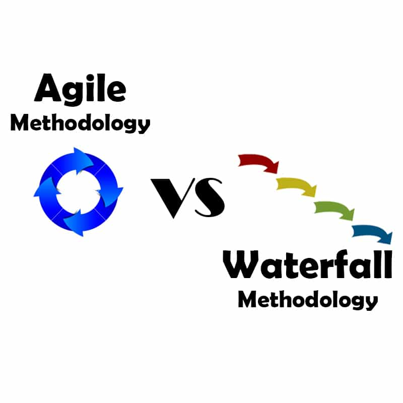 Agile methodology vs waterfall methodology which is better for When to use agile vs waterfall