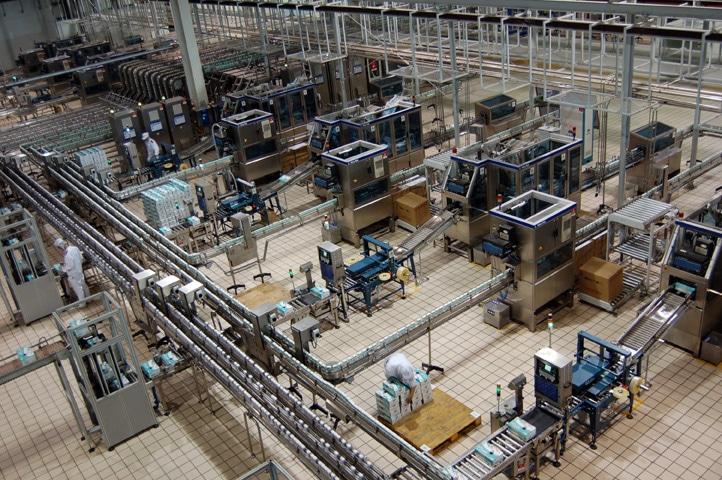 Agile Lean Manufacturing Production Line