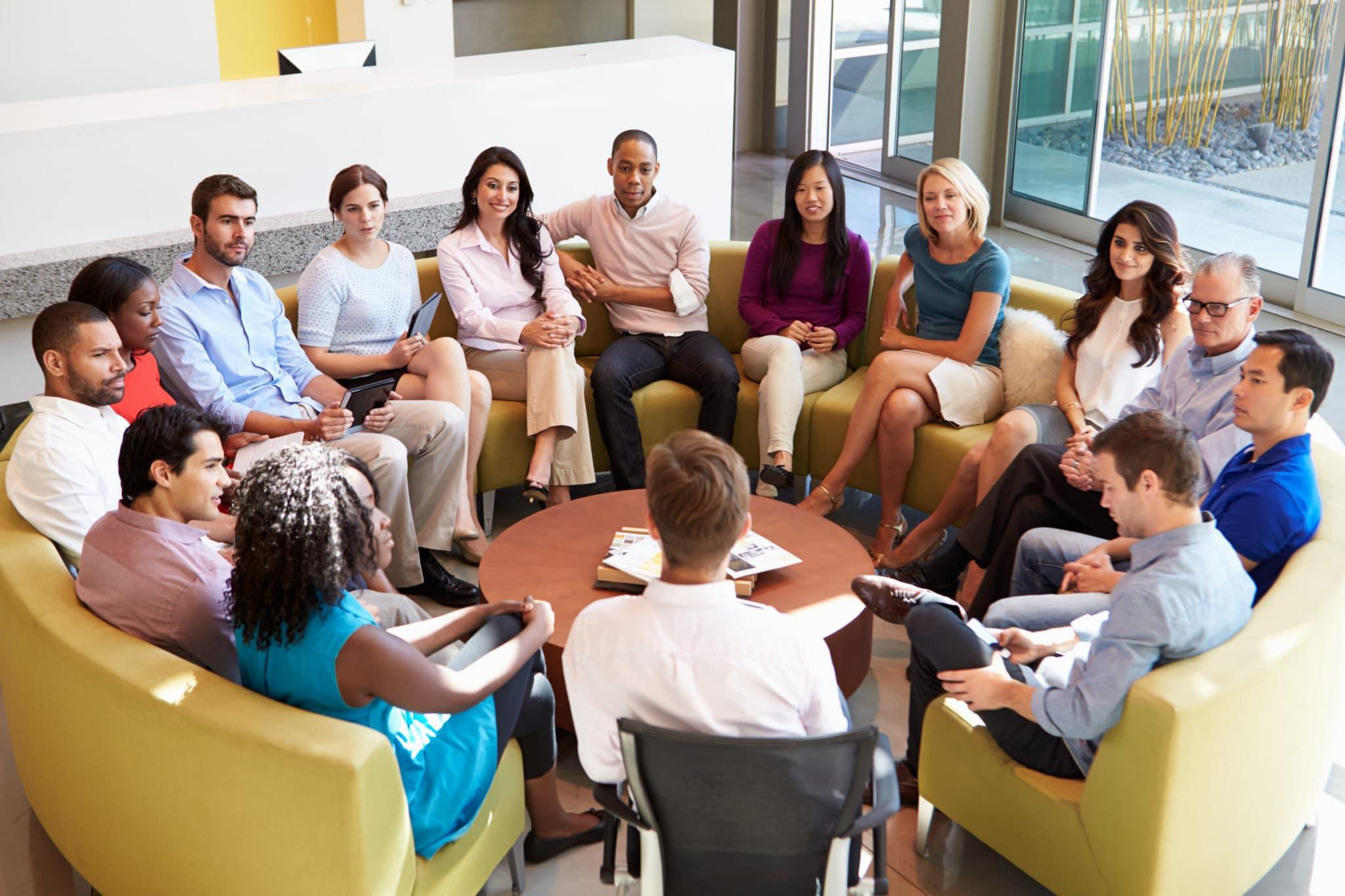 Managing Big Project Teams