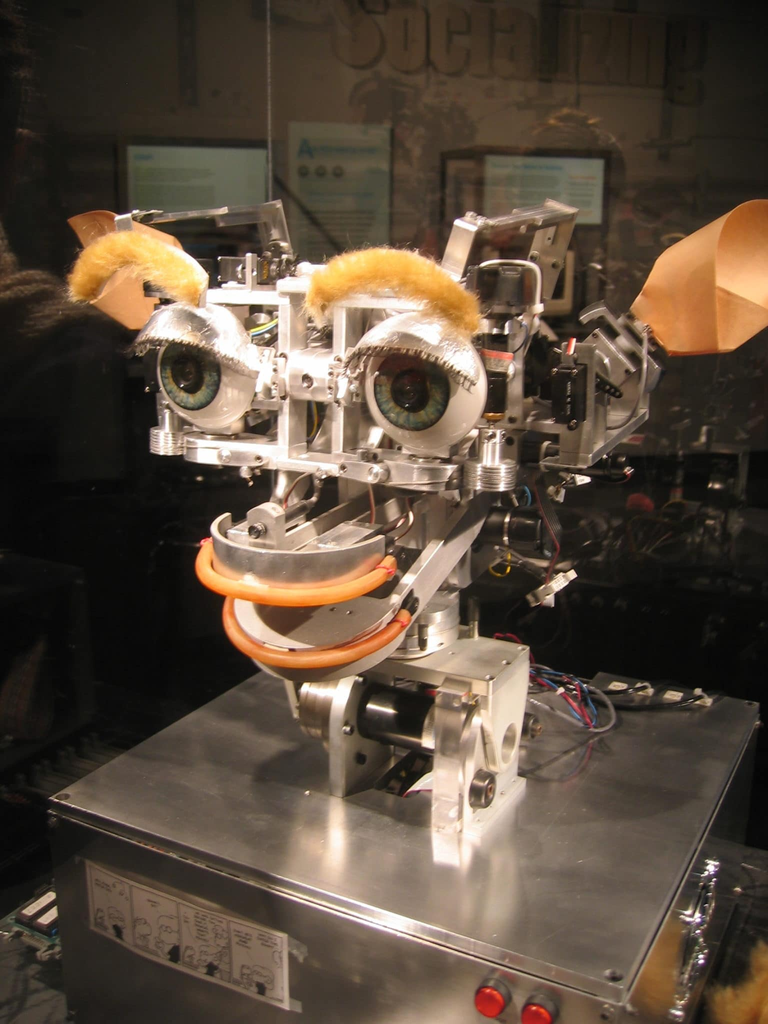 Engineer to Order Manufacturing Robot Head