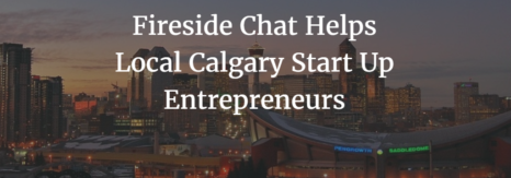 Giving back to other Entrepreneurs in Calgary