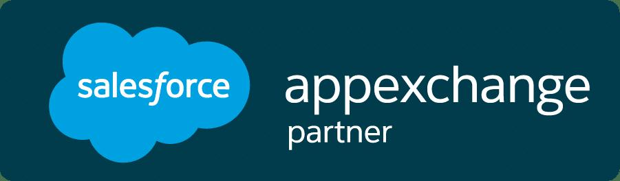 Salesforce Partner Logo Light