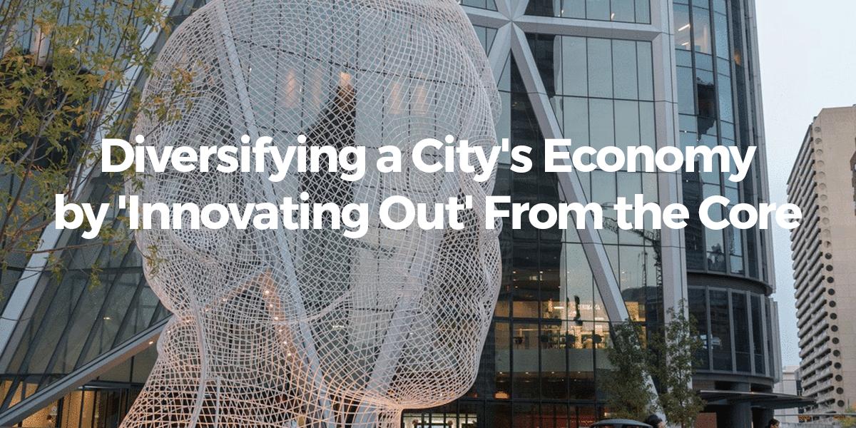 Diversifying a City's Economy